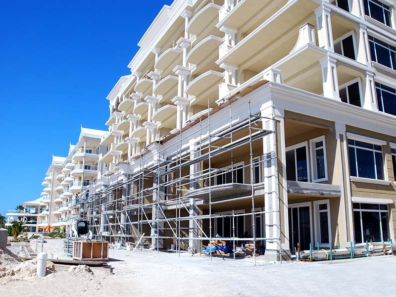 DYMAT® devices have been used in numerous building projects